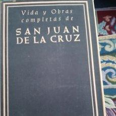 Libros de segunda mano - San Juan de la Cruz - 161990712