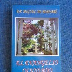 Libros de segunda mano: EL EVANGELIO OLVIDADO BERNABE. Lote 161997586