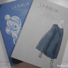 Libros de segunda mano: LA BIBLIA(2 TOMOS) Y93858 . Lote 162180218