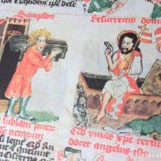 Libri di seconda mano: FACSÍMIL ÍNTEGRO DE LA BIBLIA PAUPERUM O BIBLIA DE LOS POBRES (S. XIV) + ESTUDIO EN CASTELLANO. Lote 204392203