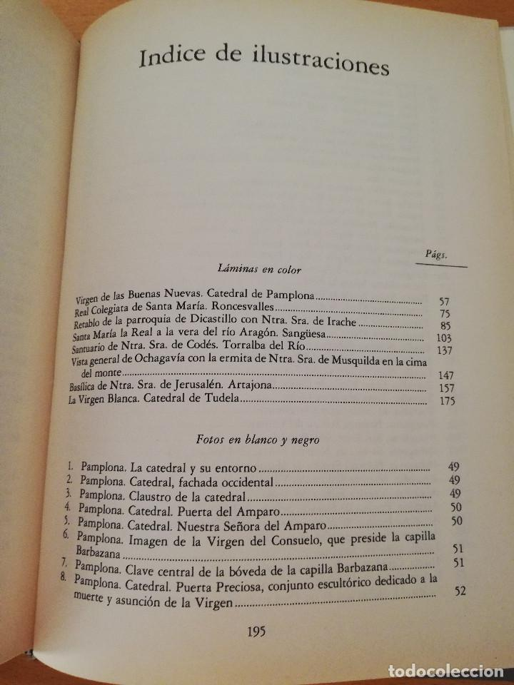 Libros de segunda mano: GUÍA PARA VISITAR LOS SANTUARIOS MARIANOS DE NAVARRA (EDICIONES ENCUENTRO) - Foto 3 - 162449394
