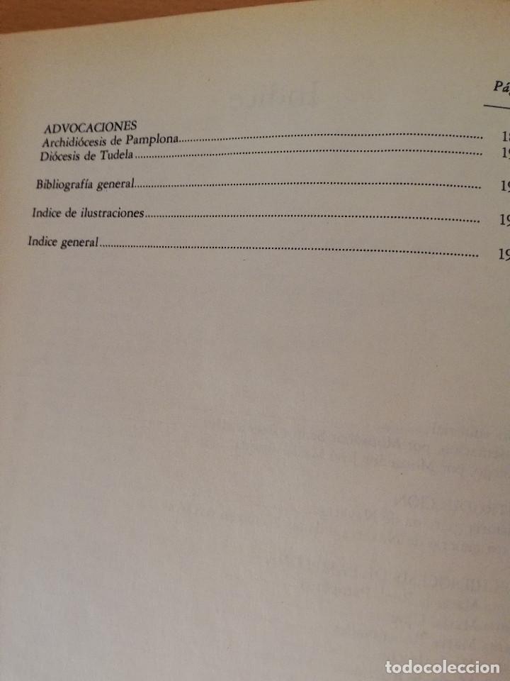 Libros de segunda mano: GUÍA PARA VISITAR LOS SANTUARIOS MARIANOS DE NAVARRA (EDICIONES ENCUENTRO) - Foto 6 - 162449394