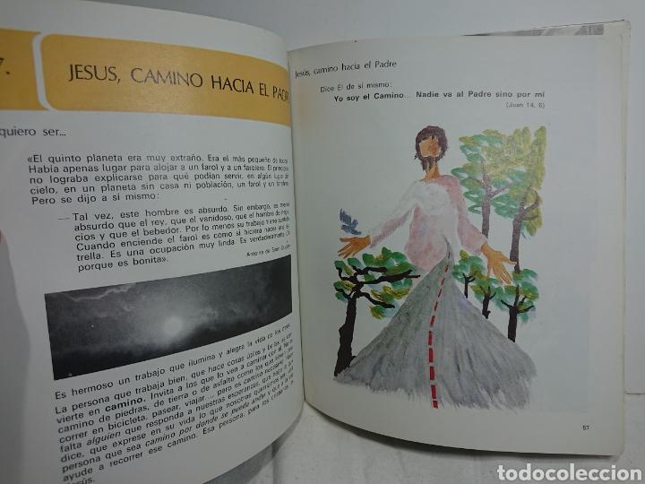 Libros de segunda mano: Camino, Verdad y Vida, Catecismo Escolar 5°EGB - Foto 2 - 162579734