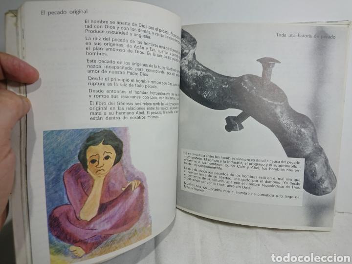 Libros de segunda mano: Camino, Verdad y Vida, Catecismo Escolar 5°EGB - Foto 3 - 162579734