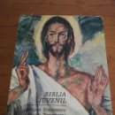 Libros de segunda mano: BIBLIA JUVENIL. Lote 162773302