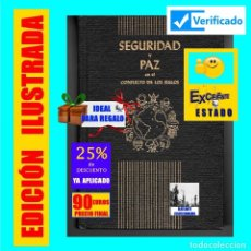 Libros de segunda mano: SEGURIDAD Y PAZ EN EL CONFLICTO DE LOS SIGLOS ELLEN G. WHITE - EDICIONES INTERAMERICANAS 1958 - RARO. Lote 162789994