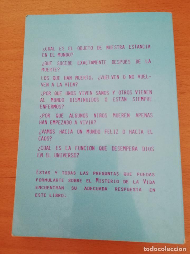 Libros de segunda mano: CURSO DE INICIACIÓN A LOS MISTERIOS DE LA OBRA DIVINA (KABALEB) - Foto 6 - 163573038