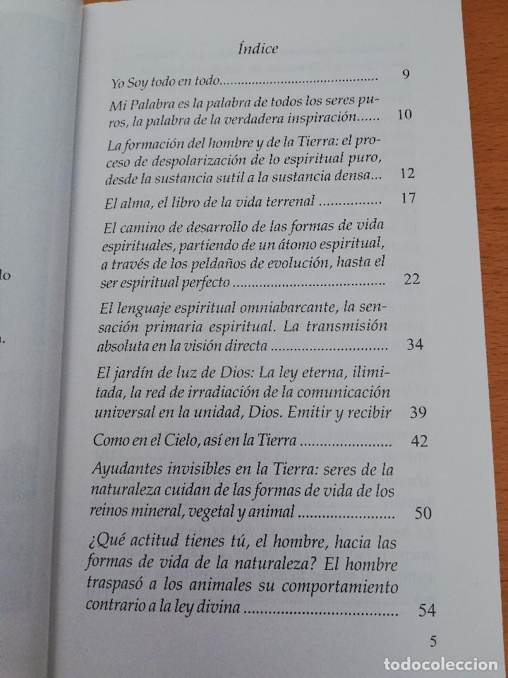 Libros de segunda mano: TÚ, EL ANIMAL. TÚ, EL HOMBRE ¿QUIÉN TIENE VALORES MÁS ELEVADOS? (LIOBANÍ) - Foto 3 - 163574250
