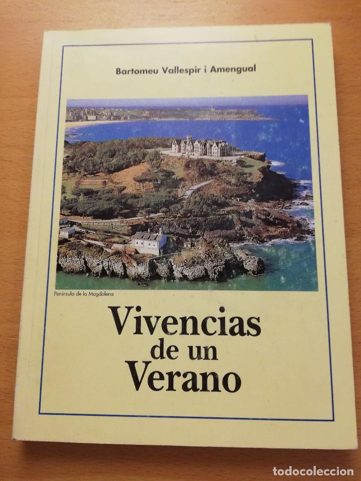 VIVENCIAS DE UN VERANO (BARTOMEU VALLESPIR I AMENGUAL) (Libros de Segunda Mano - Religión)