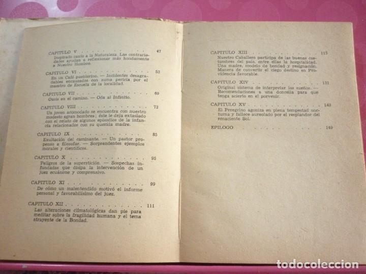 Libros de segunda mano: EL PEREGRINO. JUAN VALL HOMS. 1957 - Foto 6 - 163607394