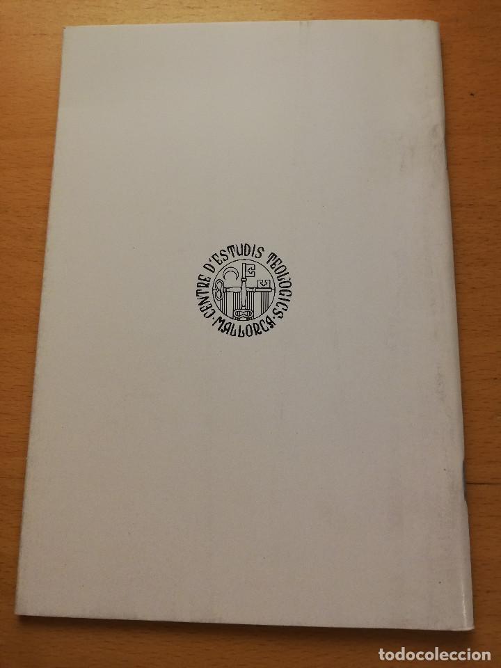 Libros de segunda mano: RAMON LLULL I LA SEVA TEOLOGIA DE LA IMMACULADA (JOSEP PERARNAU I ESPELT) - Foto 3 - 163619654