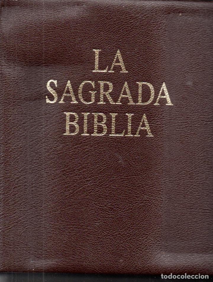 LA SAGRADA BIBLIA (RBA, 2003) BIBLIA DE JERUSALÉN GRAN FORMATO - CON LOS GRABADOS DE DORÉ (Libros de Segunda Mano - Religión)