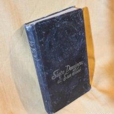 Libros de segunda mano: DEVOCIÓN DE LOS SIETE DOMINGOS DE SAN JOSE - 1941 - RARA EDICIÓN - HORMIGA DE ORO. Lote 164764042