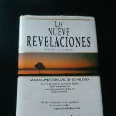 Libros de segunda mano: LIBRO JAMES REDFIELD: LAS NUEVE REVELACIONES THE CELESTINE PROPHECY LA GRAN AVENTURA FIN DE MILENIO. Lote 164976030