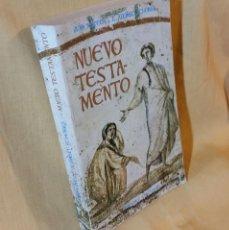 Libros de segunda mano: NUEVO TESTAMENTO 1975, EDICIONES CRISTIANDAD - MADRID, JUAN MATEOS Y L. ALONSO SCHÖKEL. Lote 165269934