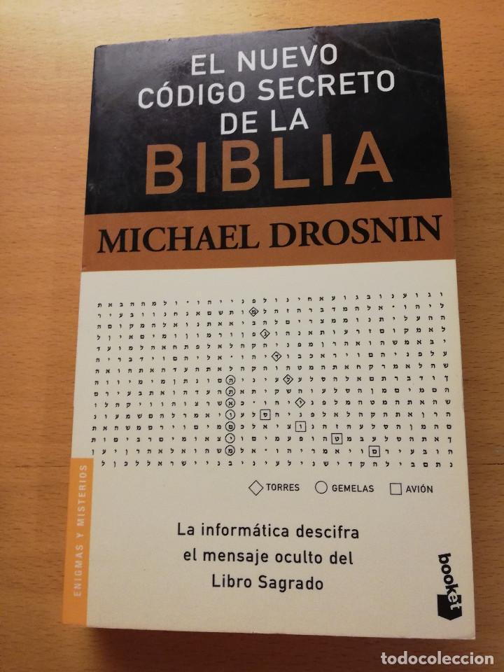 EL NUEVO CÓDIGO SECRETO DE LA BIBLIA (MICHAEL DROSNIN) (Libros de Segunda Mano - Religión)