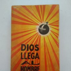 Libri di seconda mano: DIOS LLEGA AL HOMBRE/NUEVO TESTAMENTO. Lote 165865528
