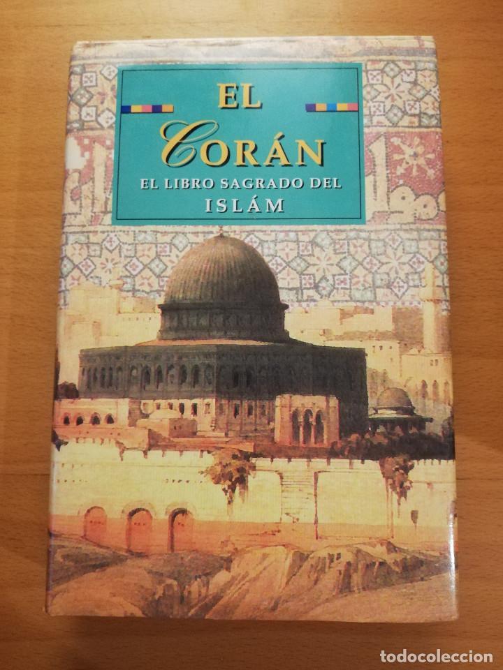 EL CORÁN. EL LIBRO SAGRADO DEL ISLAM (Libros de Segunda Mano - Religión)
