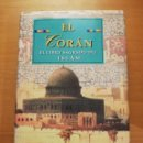 Libros de segunda mano: EL CORÁN. EL LIBRO SAGRADO DEL ISLAM. Lote 166280794