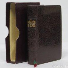 Libros de segunda mano: 1953.- IMITACION DE CRISTO. KEMPIS. REGINA. Lote 178179217