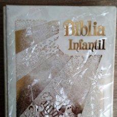 Libros de segunda mano: BIBLIA INFANTIL. Lote 166486826