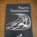 Libros de segunda mano: NUEVO TESTAMENTO EDITORIAL SAN PABLO, 1988. Lote 166607982