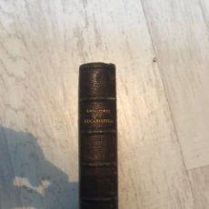 Libros de segunda mano: DIRECTORIO EUCARÍSTICO. CÁDIZ, 1867 EJERCICIOS, MEDITACIONES Y ORACION. Lote 166764346