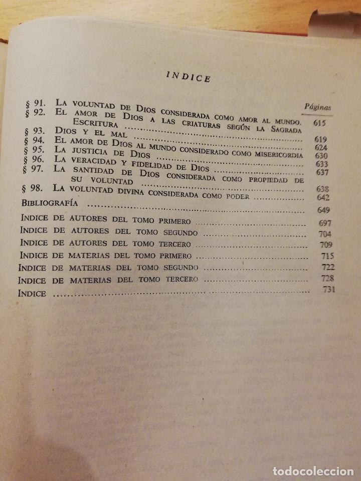 Libros de segunda mano: TEOLOGÍA DOGMÁTICA. 1 LA TRINIDAD DE DIOS (MICHAEL SCHMAUS) EDICIONES RIALP - Foto 7 - 166843432
