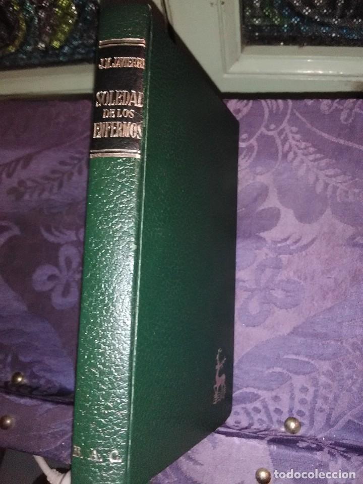 SOLEDAD DE LOS ENFERMOS. (SOLEDAD TORRES ACOSTA). J. M. JAVIERRE. BAC, N. 296. 1973. 2 ED. (Libros de Segunda Mano - Religión)