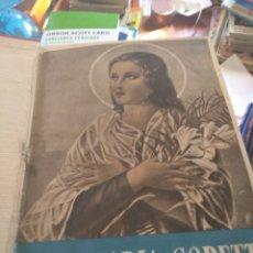 Libros de segunda mano: SANTA MARÍA GORETTI - BUEHRLE, CECILIA MARÍA:. Lote 167101240
