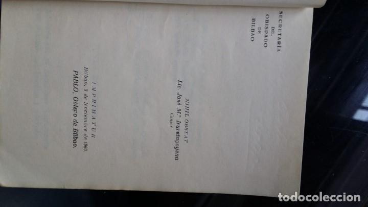 Libros de segunda mano: Rezo del Oficio Divino 1966 Adoracòn Nocturna española - Foto 5 - 77886157