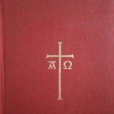 Libros de segunda mano: SAGRADA BIBLIA HERDER 1967 . Lote 167521020