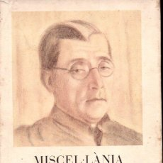Libros de segunda mano: CARLES CARDÓ : MISCEL.LÀNIA (ARIEL, 1962). Lote 167536508