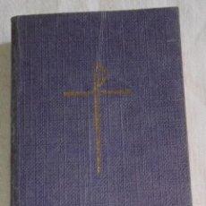 Libros de segunda mano: LIBRO EN MINIATURA - IMITACIÓN DE CRISTO; TOMÁS HEMERKEM DE KEMPIS - EDITORIAL REGINA 1986. Lote 168104172
