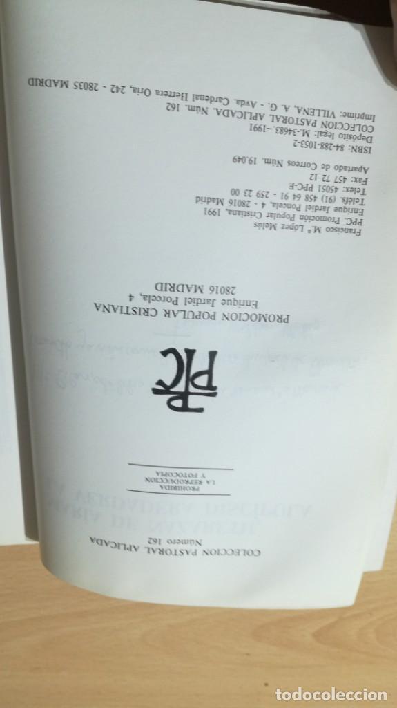 Libros de segunda mano: MARIA DE NAZARETH LA VERDADERA DISCIPULA/ FRANCISCO MARIA LOPEZ MELUS/ DEDICATORIA AUTOGRAFA - Foto 10 - 168114776
