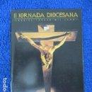 Libros de segunda mano: II JORNADA DIOCESANA (EN CATALAN). Lote 168118428