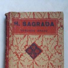 Libros de segunda mano: H. SAGRADA SEGUNDO GRADO. Lote 168336401