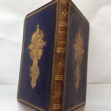 Libros de segunda mano: DEVOCIONES Y PRÁCTICAS PIADOSAS EN HONOR DE LA SANTÍSIMA TRINIDAD,MADRID 1857. Lote 168383964