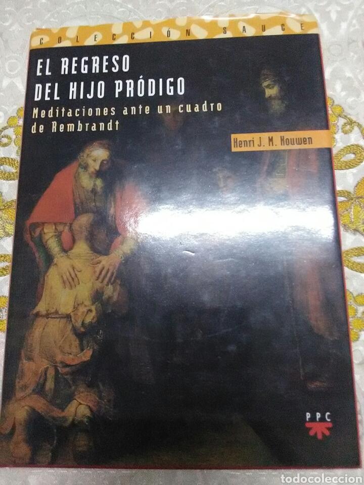 EL REGRESO DEL HIJO PRÓDIGO. HENRI J. M. NOUWEN. PPC. 1995. 3 ED. (Libros de Segunda Mano - Religión)