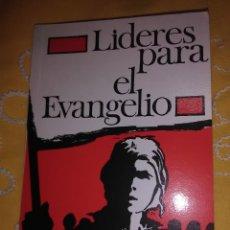 Libros de segunda mano: LÍDERES PARA EL EVANGELIO. (CONFIRMACIÓN). ED. ESTEL-FORJA. 2005. 15 ED. . Lote 168523456