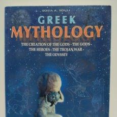Libros de segunda mano: GREEK MYTHOLOGY - SOULI, SOFIA A.. Lote 168588341
