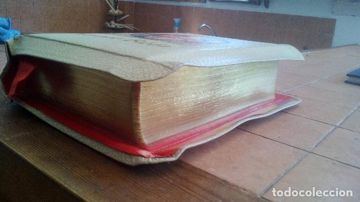 Libros de segunda mano: SAGRADA BIBLIA, EDICION FAMILIAR CATOLICA, EDICION DE LUJO - Foto 3 - 168653020