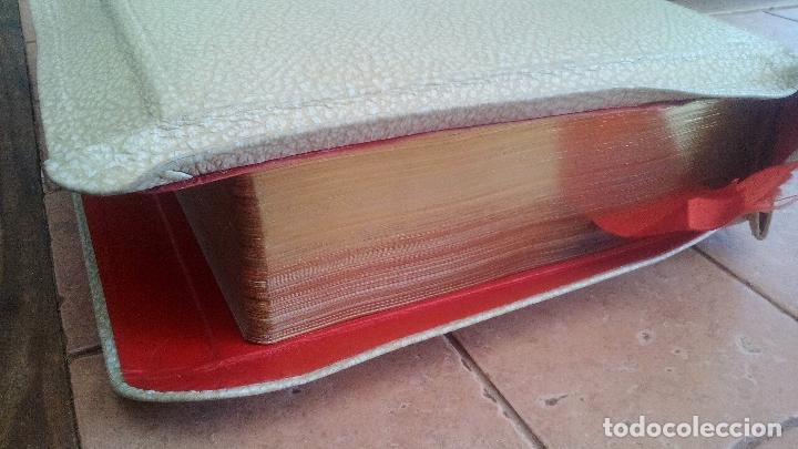Libros de segunda mano: SAGRADA BIBLIA, EDICION FAMILIAR CATOLICA, EDICION DE LUJO - Foto 7 - 168653020