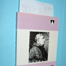 Libros de segunda mano: FRAY LUIS DE GRANADA. FORCADA COMÍNS, VICENTE. COL. VOCACIONES DOMINICANAS. VALENCIA 1994. Lote 168692044