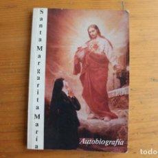 Libros de segunda mano: SANTA MARGARITA MARIA. Lote 168761096