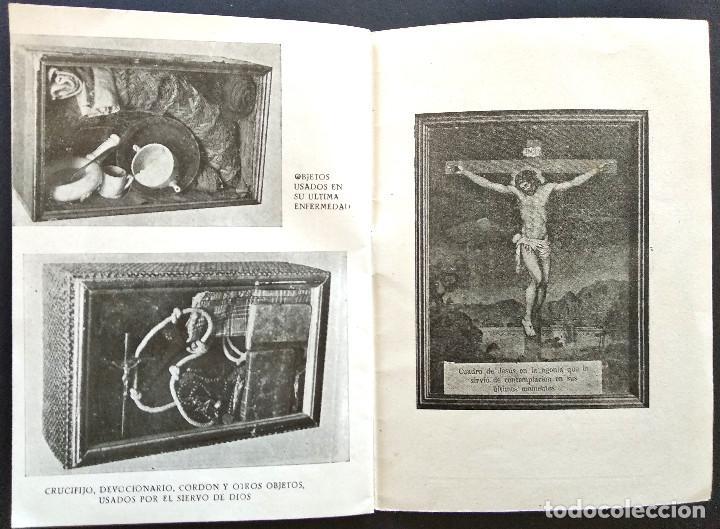 Libros de segunda mano: CASIMIRO BARELLO MORELLO PEREGRINO PENITENTE TERCIARIO FRANCISCANO - AMALIO SENTANDREU - ALCOY 1951 - Foto 4 - 168776092