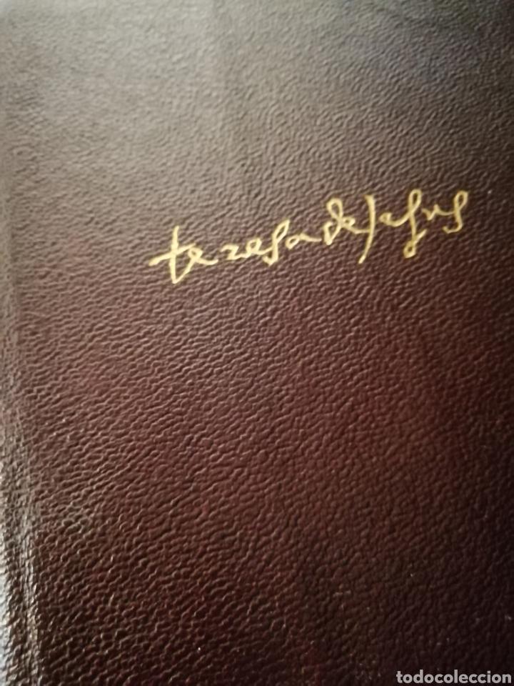 OBRAS COMPLETAS, SANTA TERESA DE JESÚS, AGUILAR (Libros de Segunda Mano - Religión)