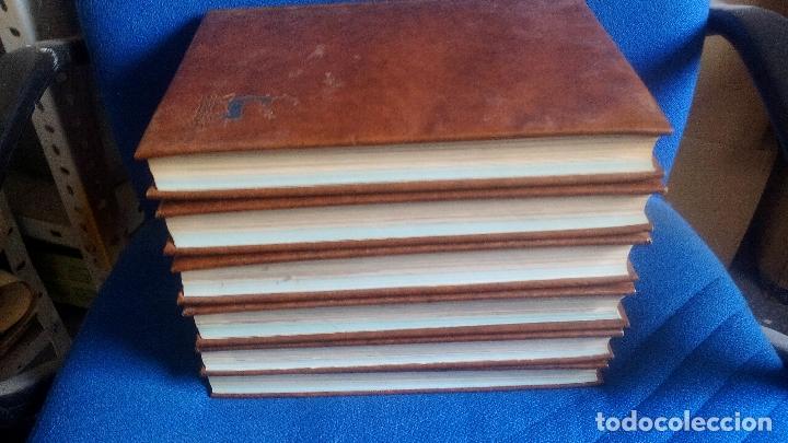 Libros de segunda mano: La respuesta está en La Biblia (6 TOMOS - COMPLETA) por Editorial Miñón y BAC en Madrid, AÑO 1970 - Foto 3 - 169216224