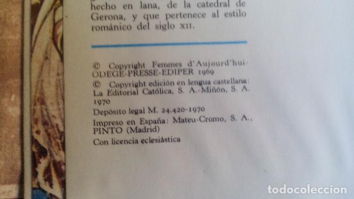 Libros de segunda mano: La respuesta está en La Biblia (6 TOMOS - COMPLETA) por Editorial Miñón y BAC en Madrid, AÑO 1970 - Foto 5 - 169216224