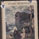Libros de segunda mano: QUEFFELEC : SAN ANTONIO DEL DESIERTO (HERDER, 1957). Lote 169232812